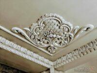 گچبری بهرامیان در کرمانشاه