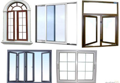 پنجره دوجداره برنا پ...